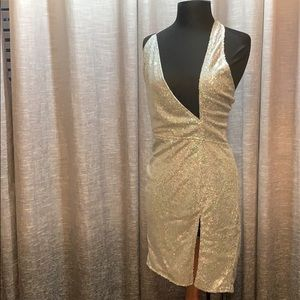 New with tags pretty little things sequin dress